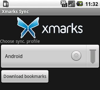 Xmarks Sync - Sync